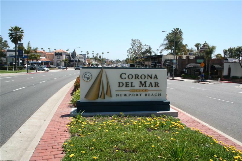 corona-del-mar-sign